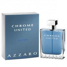 Azzaro Chrome United EDT 50 ml pentru barbati - Parfum barbati