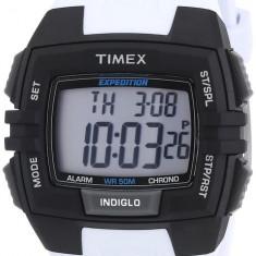 Ceas Barbatesc timex - Ceas barbatesc original Timex Expedition T49901 Full Size Chrono Alarm Timer
