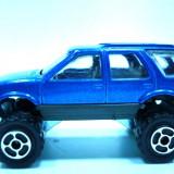 MAJORETTE -REGULAR-SCARA 1/64-CHEVY BLAZER- ++2501 LICITATII !! - Macheta auto