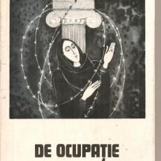 (C5028) JURNAL DE OCUPATIE DE IOANNA TSATSOS, EDITURA EMINESCU, 1980, TRADUCERE DE N. CARANDINO, COPERTA SI ILUSTRATIILE DE TANASIS FAPPAS - Roman istoric