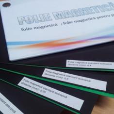 Foaie magnetica autoadeziva, format A4, grosime 0, 4 mm