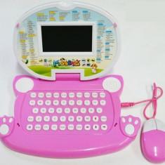 Laptop educativ roman-englez la super ofertaa, Altele, Fata, Roz