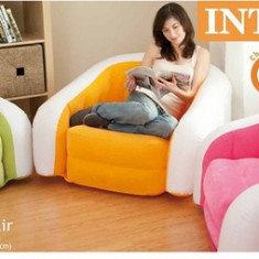 Fotoliu living - Fotoliu gonflabil Intex moderne