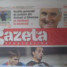 Rapid Bucuresti - Steaua Bucuresti (30 martie 2006) - supliment GSP - Program meci