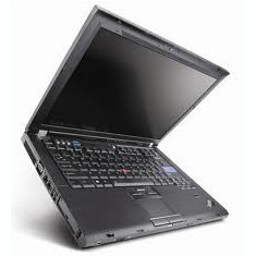 Laptop IBM / Lenovo T61 / core 2 duo / 2.0GHz-T7300 / ram=2GB / hdd=100GB, Intel Core 2 Duo, 1501- 2000Mhz, Sub 15 inch, 120 GB