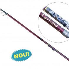 Lanseta fibra de carbon Baracuda Carisma 6006( 6 metri )