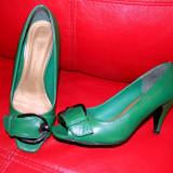 Pantofi verzi mar.36