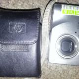 Camera foto HP R607 - Aparat Foto compact HP, Compact, Sub 5 Mpx, 3x, Sub 2.4 inch