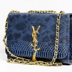 Geanta / Poseta de umar Yves Saint Lauren YSL + Cadou Surpriza - Geanta Dama Yves Saint Laurent, Culoare: Din imagine, Marime: Medie, Geanta de umar, Asemanator piele