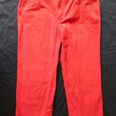 Pantaloni ¾ Tommy Hilfiger; 80 cm talie, 83 cm lungime; impecabili - Pantaloni dama Tommy Hilfiger, Trei-sferturi, Bumbac