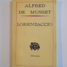 LORENZACCIO, DRAMA IN CINCI ACTE(1834) de ALFRED DE MUSSET 1976 - Carte Cinematografie