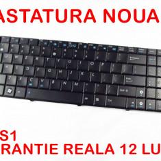 TASTATURA ASUS K50 K50IN F52 K51 K60 K61 K70 P50 PRO5 X5D X70 K50AD K51AC K60IJ - Tastatura laptop