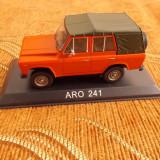 ARO 241 .DE AGOSTINI . 1/43 - Macheta auto
