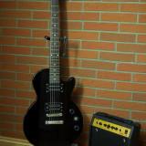 Chitara electrica - Vand : Chitara Epiphone Les Paul Special II + amplificator