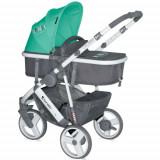 Carucior copii 2 in 1 - Carucior 2 in 1 Calibra 3 Grey Green