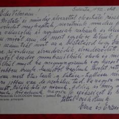 Vedere/Carte postala - RPR - Manastirea Clocociov - Jud OLT