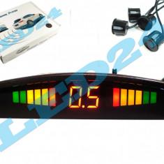 SENZORI DE PARCARE CU DISPLAY LCD PE LED SI SUNET, INDICATOR DISTANTA - Senzor de Parcare SunTop