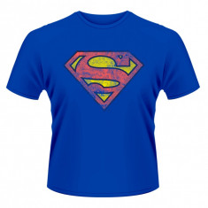 Tricou Dc Originals - Superman Colour Logo - Tricou barbati, Marime: L, XL