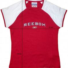 Tricou REEBOK bumbac (dama M) - Tricou dama Reebok, Marime: M, Culoare: Alta