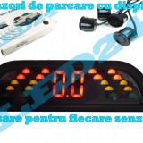 SENZORI DE PARCARE CU DISPLAY LCD PE LED SI SUNET - Senzor de Parcare