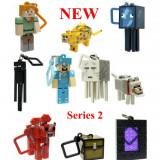 Brelocurile Minecraft - keychain Pack Seria 2 - modele 2015