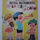 Recital instrumental de la orga la caval  / C42G