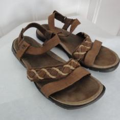 Sandale dama Timberland, Piele naturala - Sandale de piele, de vara, marca Timberland, femei mar 40