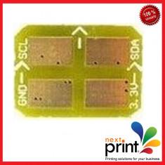 CHIP YELLOW 106R01204 compatibil XEROX PHASER 6110 - Chip imprimanta
