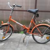 Bicicleta pliabile, 12 inch, 12 inch - BICICLETA ORIGINALA PEGAS PLIABILA - PRACTIC 3120