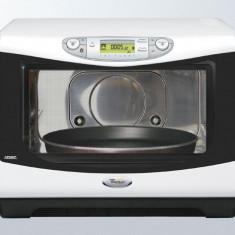 Cuptor cu gatire la abur si functie de microunde - Cuptor cu microunde Whirlpool