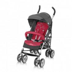 Carucior copii Sport - Carucior sport Travel Red Baby Design