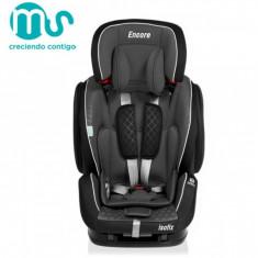 Scaun auto copii grupa 1-3 ani (9-36 kg) - Scaun auto 9-36 kg Encore Isofix Grey Innovaciones Ms