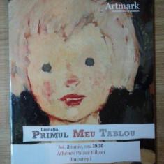 Carte Istoria artei - ARTMARK, SESIUNEA DE LICITATII PRIMUL MEU TABLOU, 2 IUNIE 2011