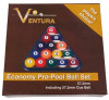 Set bile VENTURA 57,2 mm pool