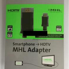 Adaptor HDMI - Cablu conectare TV HDMI - Smartphone