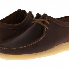 Pantofi barbati - Pantofi Clarks Wallabee | 100% originali, import SUA, 10 zile lucratoare