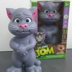 Motanul vorbitor Talking Tom 30 cm - Figurina Animale
