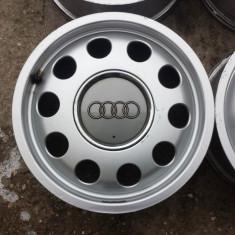 JANTE AUDI VW SKODA 15 5X100 - Janta aliaj, Diametru: 15, Latime janta: 6, Numar prezoane: 5, PCD: 100