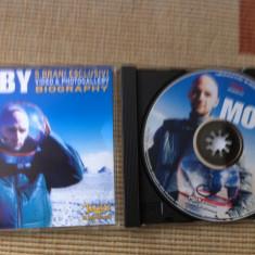Moby maxi single disc cd 5 melodii plus video clip editie vest muzica house
