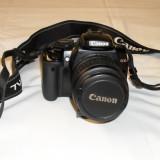 DSLR Canon, Kit (cu obiectiv) - VAND APARAT FOTO CANON EOS 400D