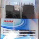 Stick USB - Vind un stick wireless Toshiba, model WLM-12EB1, banda n, pentru TV si BD-player