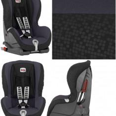 Scaun auto Britax Duo Plus cu Isofix - Scaun auto copii grupa 1-3 ani (9-36 kg) Britax, 1-3 ani, Negru, In sensul directiei de mers