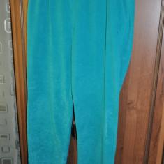 Pantaloni Trening vintage DIADORA din catifea. Marime mare, 46. Diadora - Trening barbati Diadora, Marime: XL, Culoare: Din imagine
