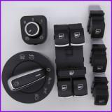 Accesoriu Auto - Set 6 switch-uri pentru Vw/ Set 6 Butaone VW