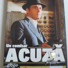 Film - UN COMISAR ACUZA - Sergiu Nicolaescu - C13 - Film Colectie, DVD, Engleza