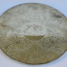 Suport vase argintat DIMENSIUNE MARE 24, 2 cm, Altele