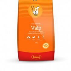 HUSSE VALP - Mancare uscata Super Premium pentru caini juniori 15Kg - Mancare caini