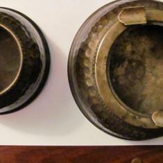 GE - Set alama masiv mai vechi suport trabucuri si scrumiera