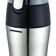 Rasnita de cafea Heinner HCG-150SS, 150W, capacitate 50g - Rasnita Cafea