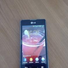 Vand LG Optimus L5 II - Telefon mobil LG Optimus L5 II, Negru, Vodafone, Single SIM